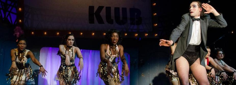 Students in 'Cabaret'